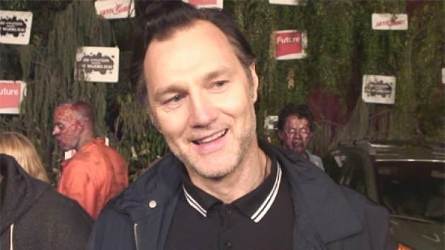 David Morrissey -- Access Hollywood