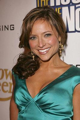 Christine Lakin at the Hollywood premiere of Regent Releasing's The Hottie and the Nottie
