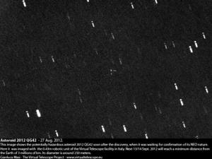 Asteroid Flies by Earth Thursday: How to Watch Online