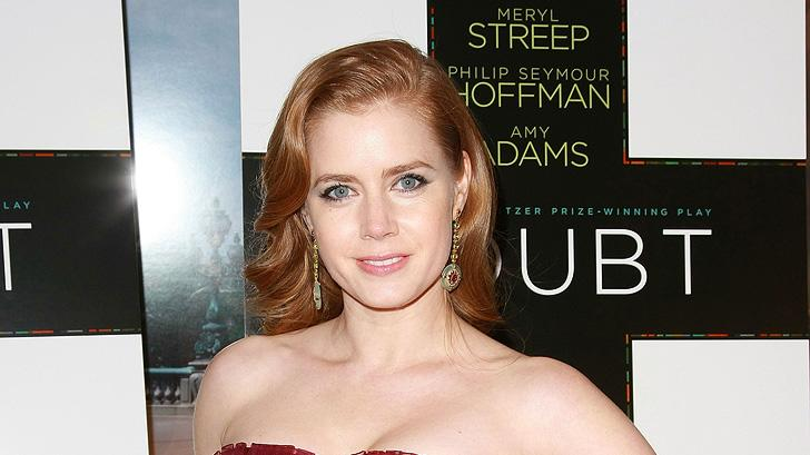 Doubt NY Premiere 2008 Amy Adams