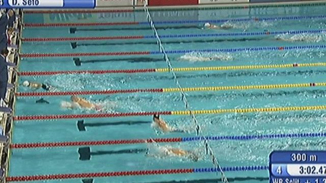 Le Clos on fire at World Champs