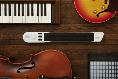 Instrument 1 is every instrument in one and just got funded on Kickstarter