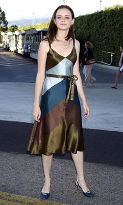 Alexis Bledel Teen Choice Awards - 7/2/2003