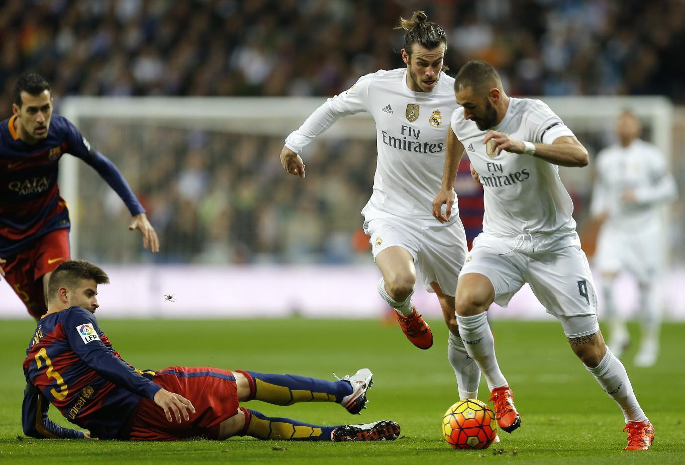 Benzema's France career in jeopardy as Valbuena speaks out