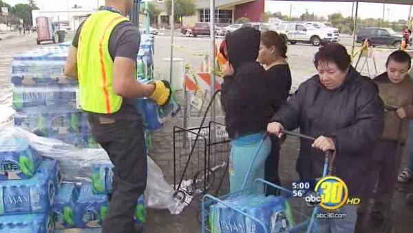 Orange Cove water still not drinkable