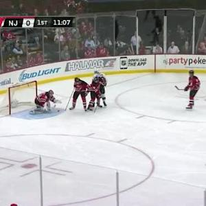 Cory Schneider Save on Maxim Lapierre (08:47/1st)