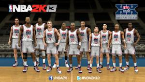 Michael Jordan and 1992 Dream Team Are Coming to NBA 2K13: Fan's Look