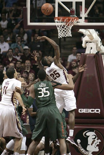 Miami Florida State Basketball