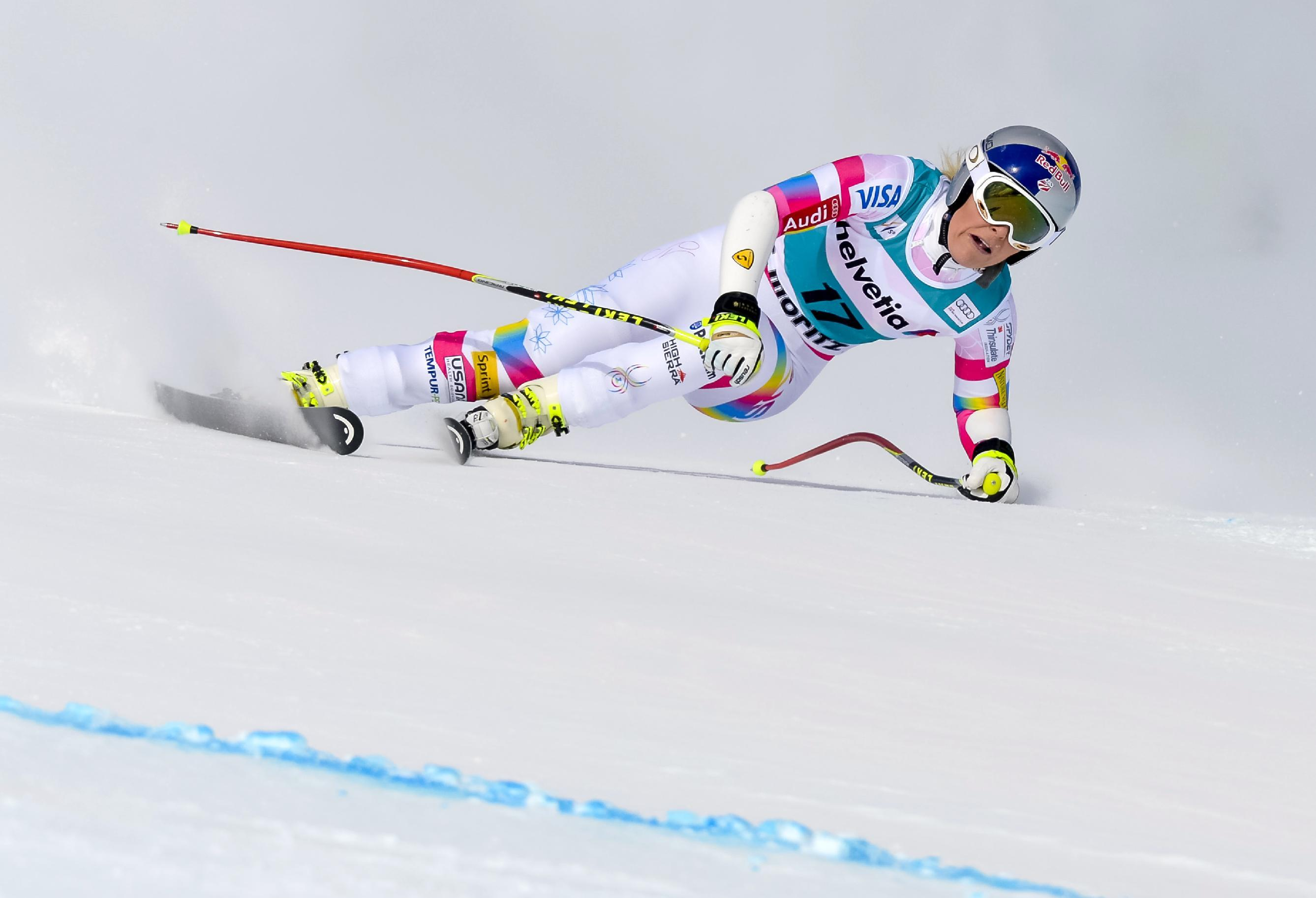 Vonn, Shiffrin head US World Championship team