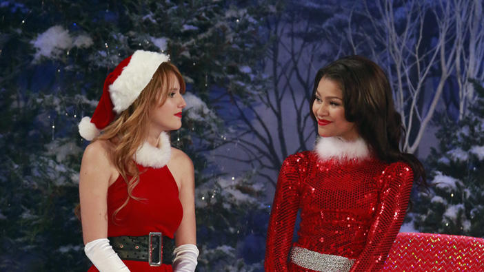"""Shake It Up"" - ""Merry Merry It Up"" on Disney Sunday, 12/2 at 8:30pm"