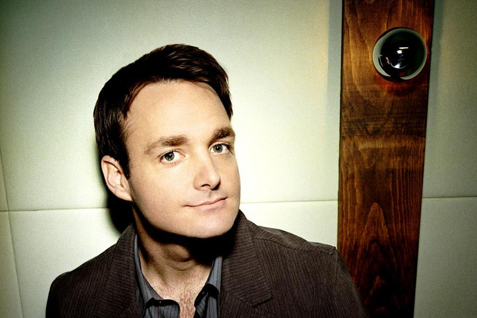 Will Forte performs in Saturday Night Live on NBC.