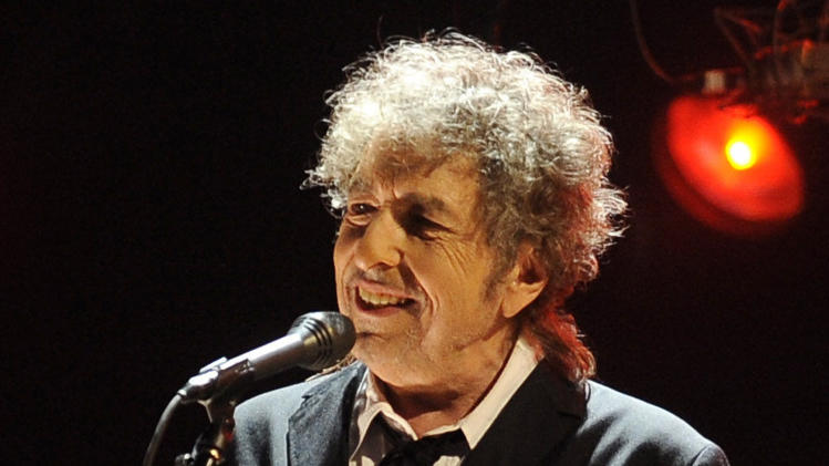 Dylan's 'Like a Rolling Stone' draft sells for $2M