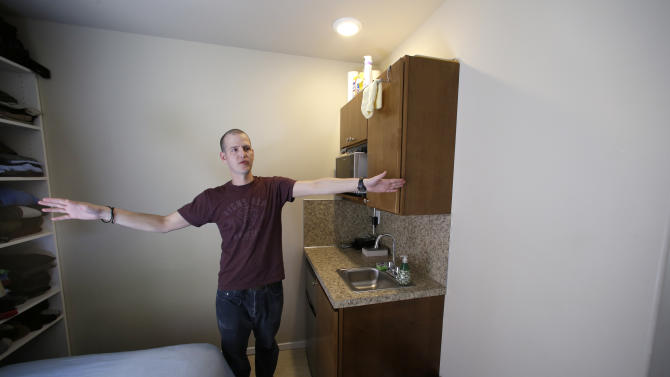 Seattle looks to downsize living spaces