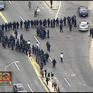 Baltimore Riots Costing City $20 Million