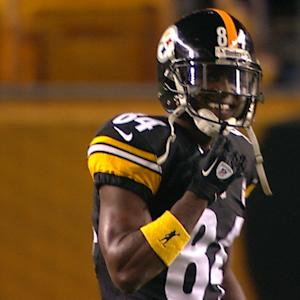 Week 17: Pittsburgh Steelers wide receiver Antonio Brown highlights