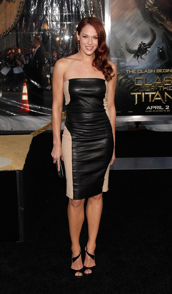 Clash of the Titans LA Premiere 2010 Amanda Righetti