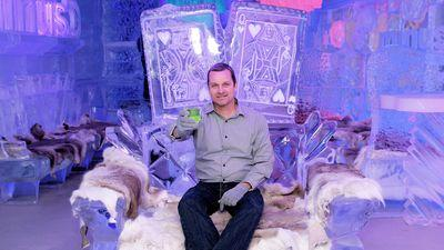 Where Marc Siebmann Cools Off When He's Not at Minus5 Ice Bar