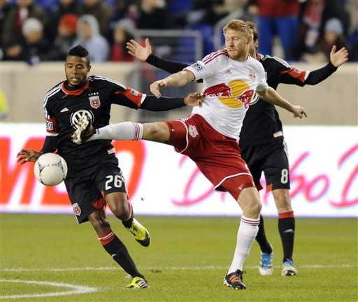 United beats Red Bulls 1-0 to reach Eastern final