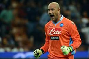 Reina would be 'happy' to return to Barcelona