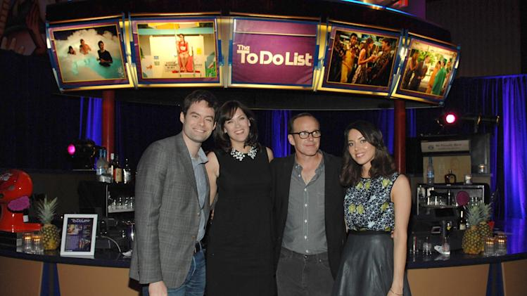 "CBS Films Presents A Special Screening Event For ""The To Do List"" At Cinema Con In Las Vegas"