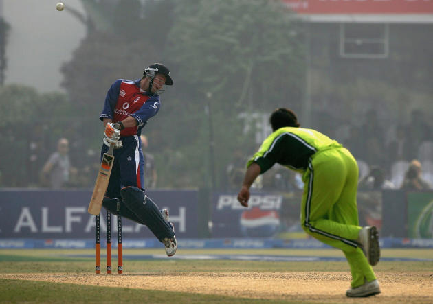 Second ODI - Pakistan v England