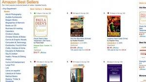 Paula Deen Surges Past 'Game of Thrones' to Top Spot on Amazon
