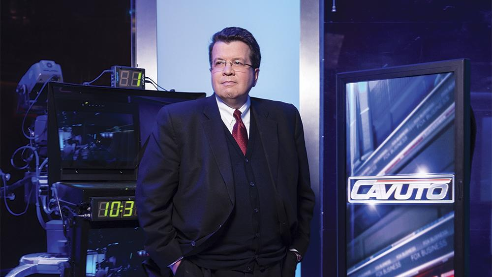 Fox's Neil Cavuto Anchors Multiple Sclerosis Awareness Events