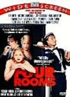Poster of Four Rooms