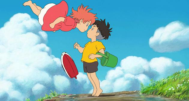 Ponyo Production Stills thumbnail