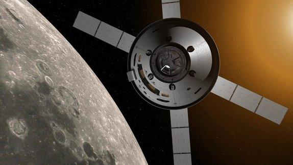 With Obama Inauguration, NASA's Deep-Space Mission Continues