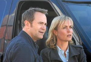 Lee Tergesen, Radha Mitchell | Photo Credits: Sergei Bachlakov/ABC