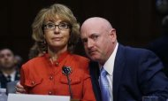 Giffords Appeals To Congress on Gun Control