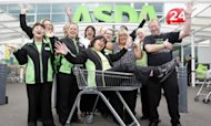 Check Out The Asda Workers Big Lottery Win