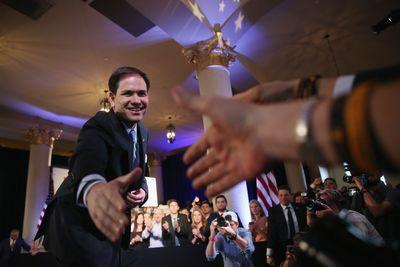 Clinton and Rubio don't match their parties' bases. This could make things interesting.