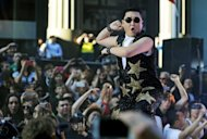 "South Korean pop sensation Psy, whose real name is Park Jae-Sang, performs for fans at a promotion by the Sunrise breakfast television show in central Sydney on October 17. The phenomenal success of ""Gangnam Style"" is just the start of a new surge of attention for Korean entertainment, according to the man responsible for some of South Korea's biggest films"