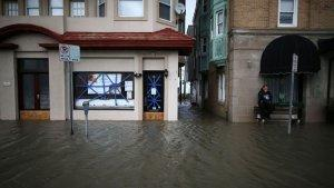 Hurricane Sandy: Television Production Slowly Resumes