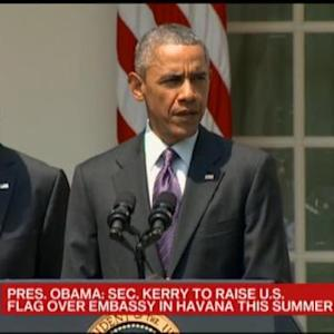 Obama: Called on Congress to Lift Cuba Embargo