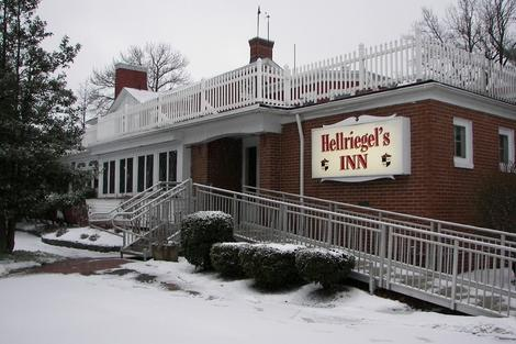 Hellriegel's Inn: Timeless Treasure in Painesville, OH