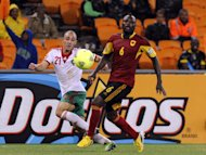 Angola v Morocco ratings