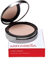 Mirabella Beauty Pure Press mineral powder 