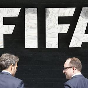14 top FIFA officials indicted on federal corruption charges