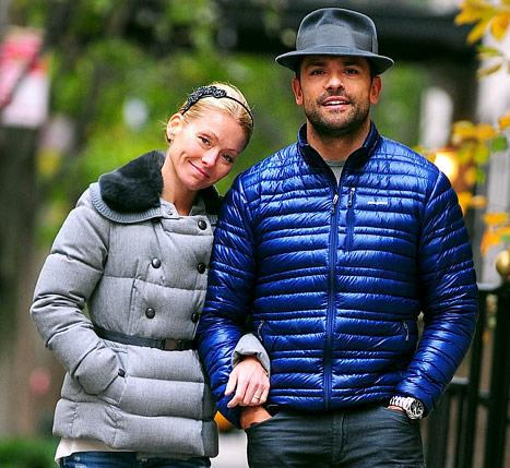 How Kelly Ripa, Mark Consuelos, Kids Spent Hurricane Sandy in NYC