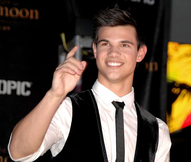 Twilight Saga New Moon Press Tour 2009 Taylor Lautner