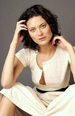 Shalom Harlow Happy Here and Now Toronto Film Festival - 9/10/2002