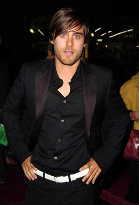 Premiere: Jared Leto at the Hollywood premiere of Warner Bros. Alexander - 11/16/2004