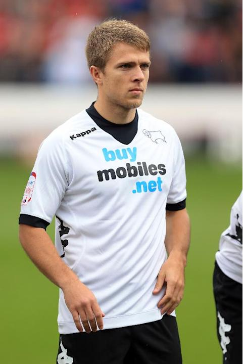 Jamie Ward is unlikely to return for Derby for two games