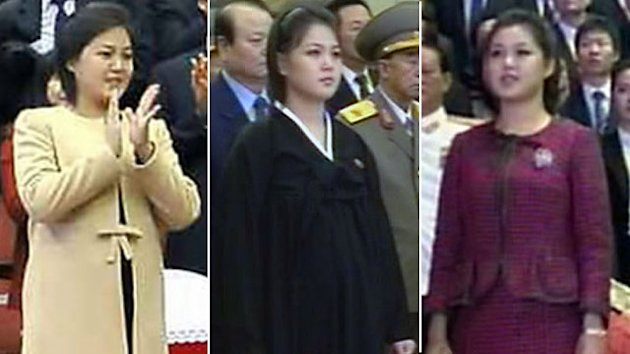 Did North Korea's Mysterious First Lady Have a Baby? (ABC News)