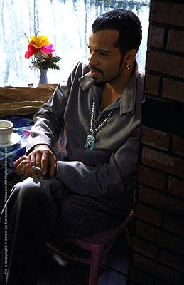 Jeffrey Wright as Peoples Hernandez in Paramount's Shaft