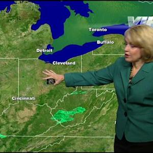 KDKA-TV Nightly Forecast (3/8)