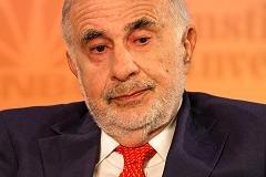 Icahn buys more Apple as stock falls 5%; calls it a 'no-brainer'